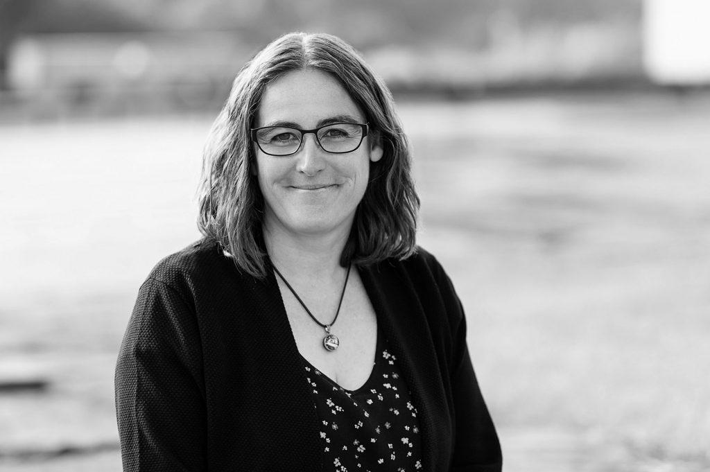 Stefanie Moosmann, Büroinhaberin faktorgruen