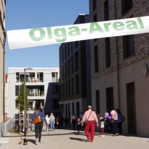 Stuttgart, Olga-Areal