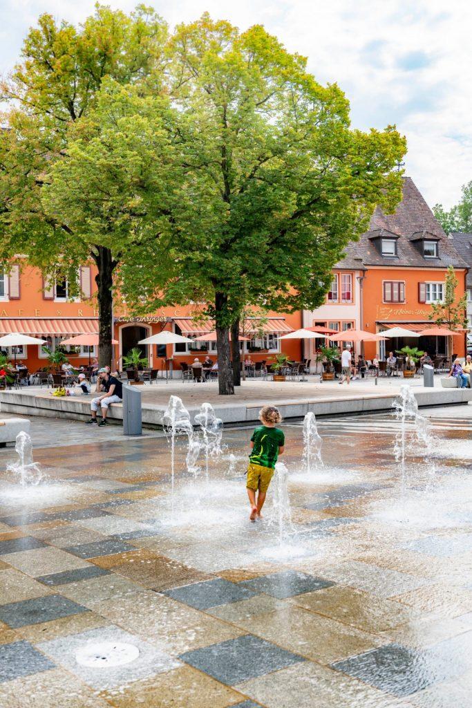 Breisach, Marktplatz