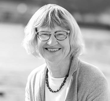 Edith Schütze, Büroinhaberin faktorgruen