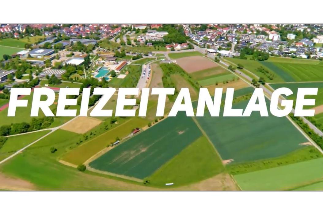 Herrenberg, Freizeitanlage Längenholz - Film