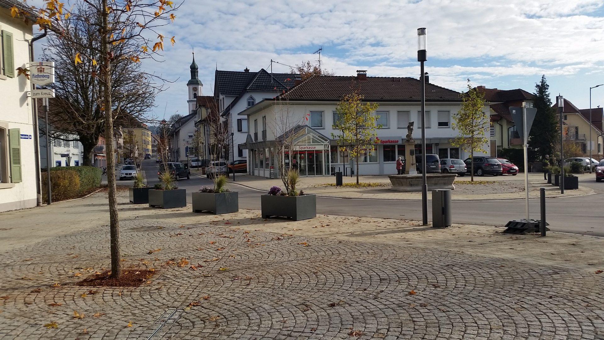 Hilzingen, Hauptstraße West