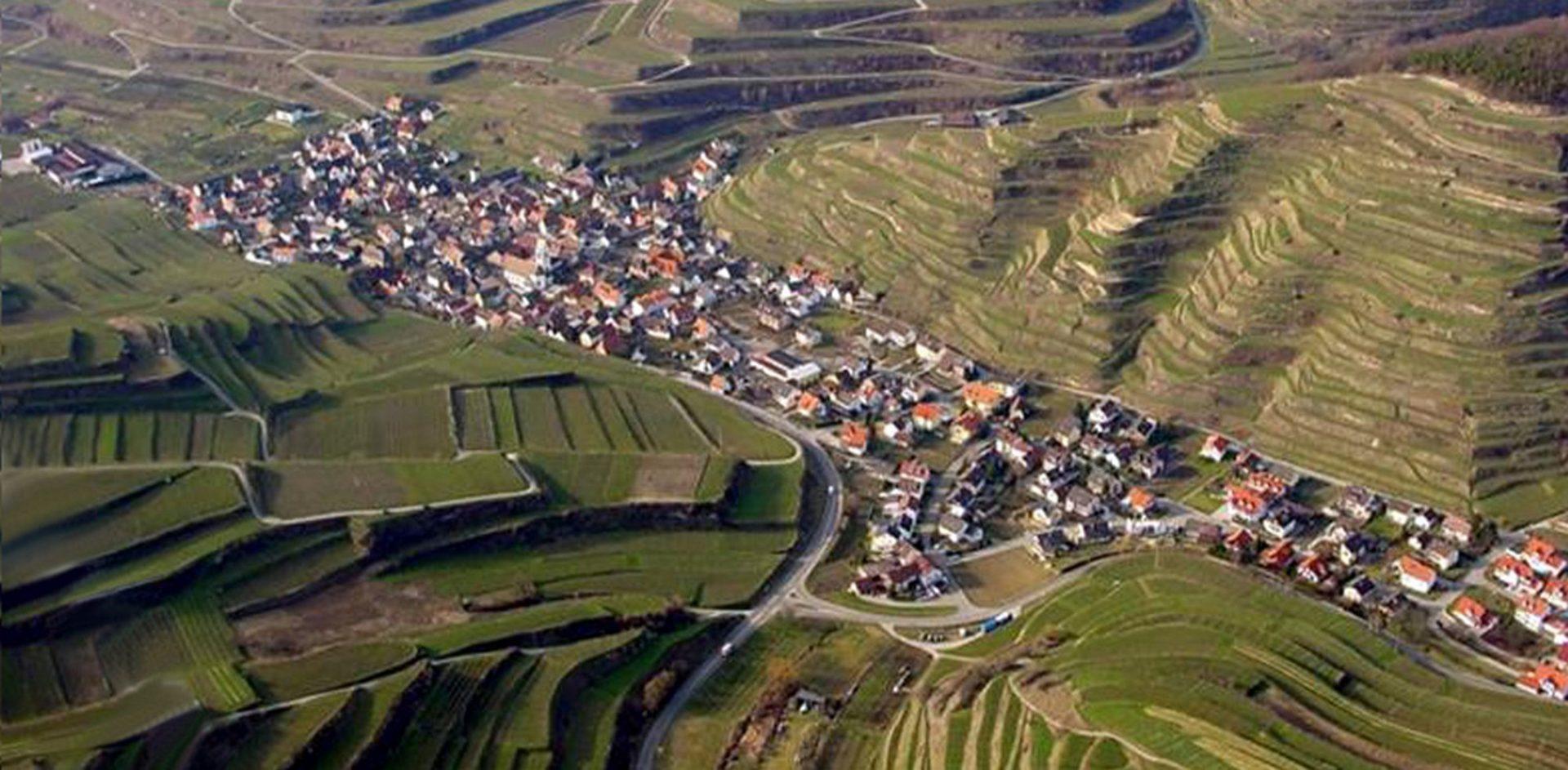 Kaiserstuhl, Entwicklungskonzept Talgänge