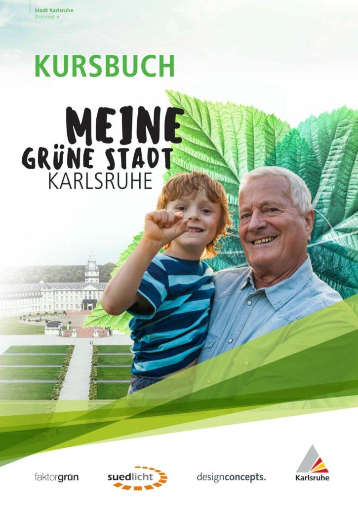 Karlsruhe, Grüne Stadt - Titel Kursbuch