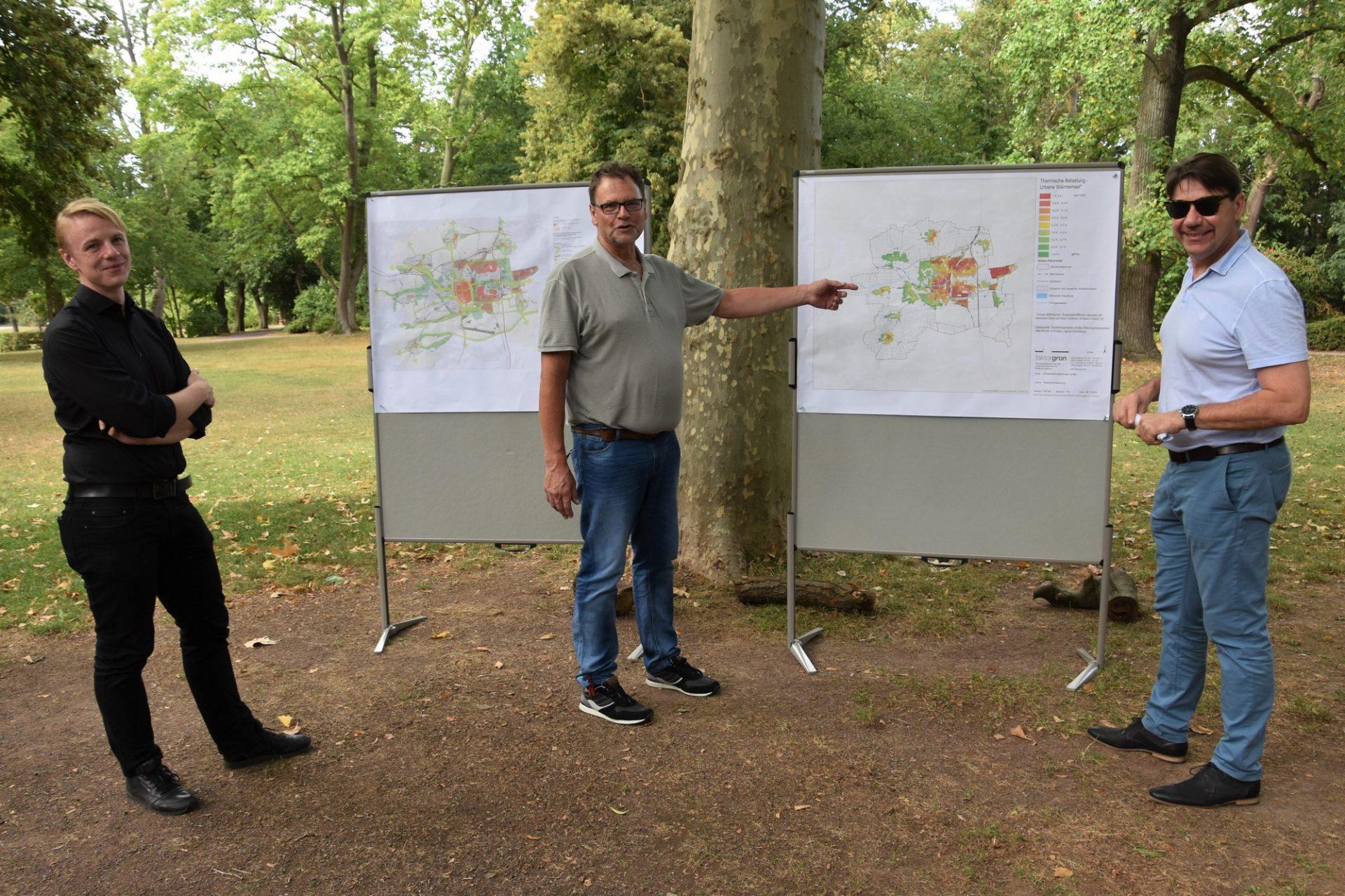 Klimanpassungskonzept Stadt Landau