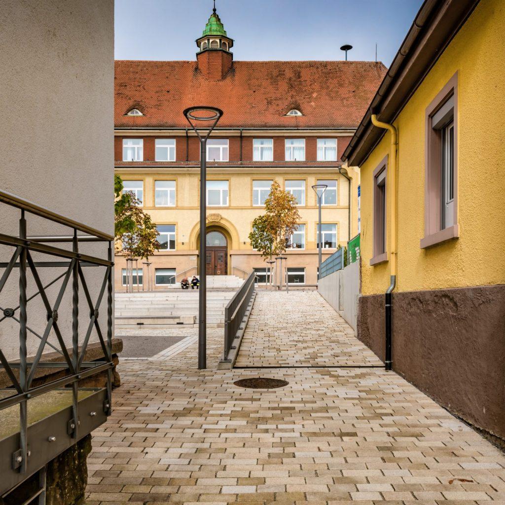 Murg, Neue Mitte Am Bürgerplatz
