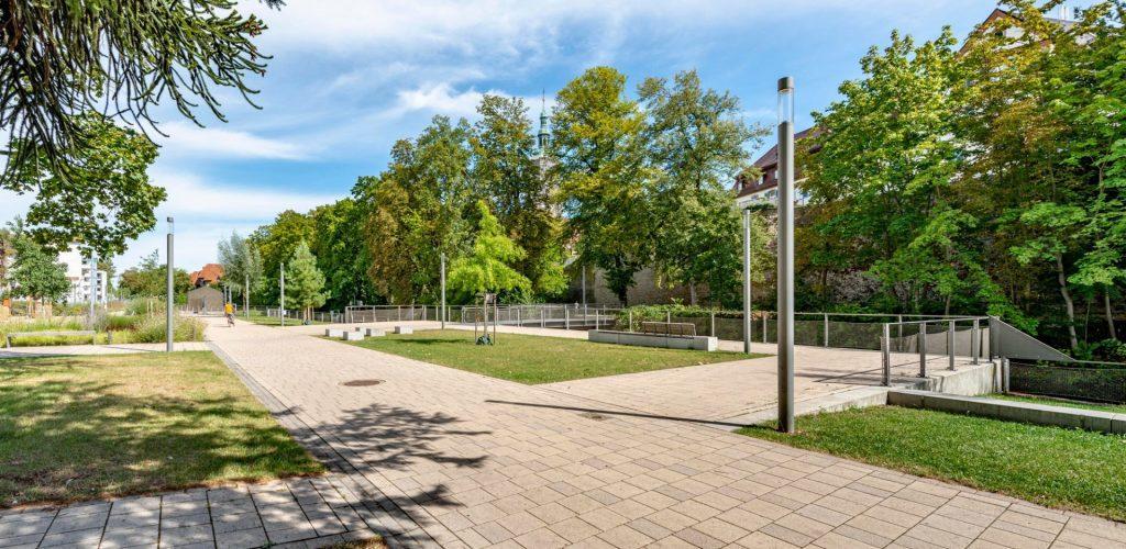 Offenburg, Mühlbachareal