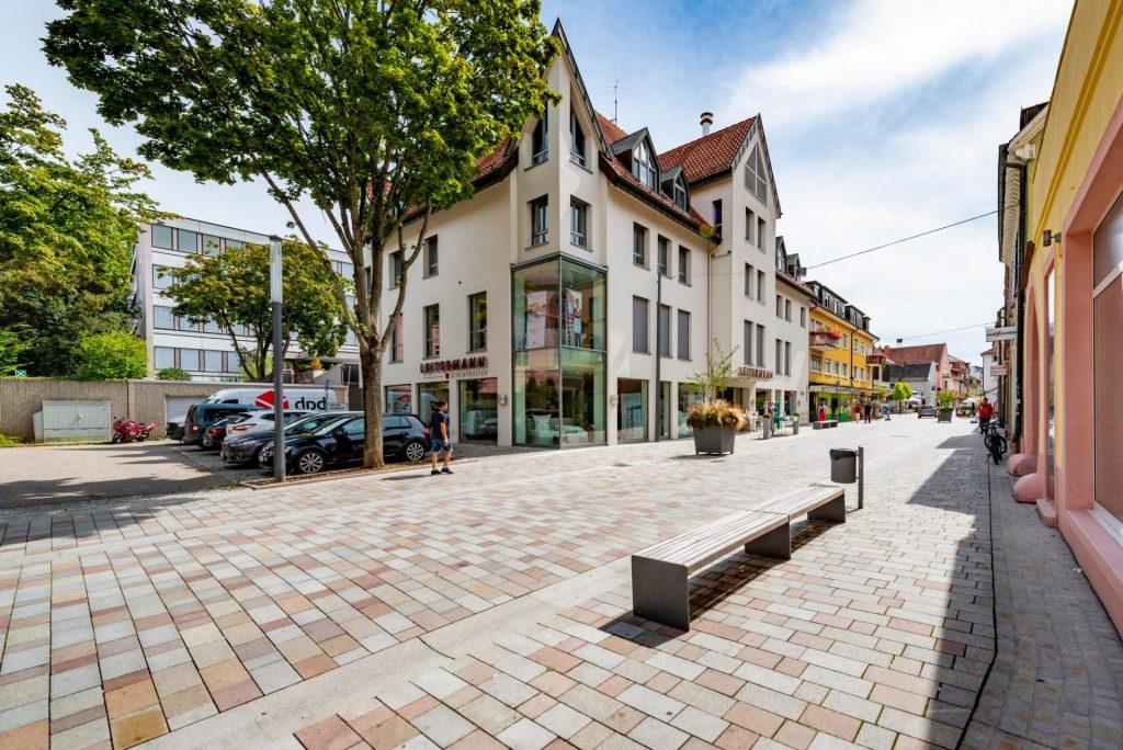 Offenburg, Östliche Innenstadt