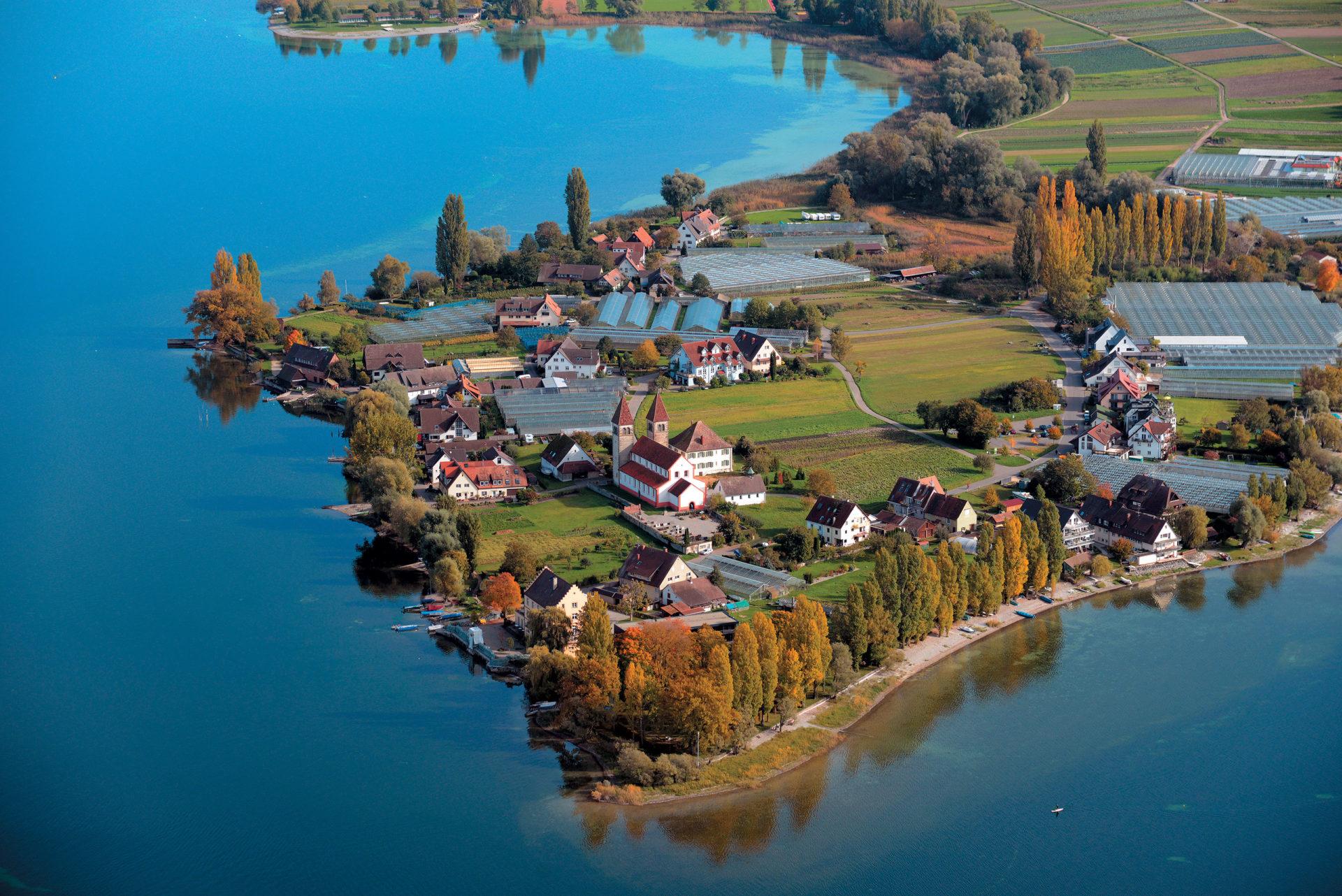 Reichenau, Entwicklungskonzept
