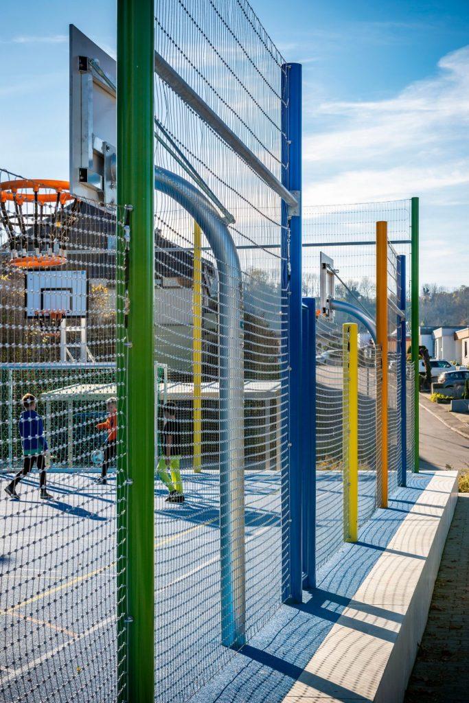 Schliengen, Hebelschule - Neubau Mensa