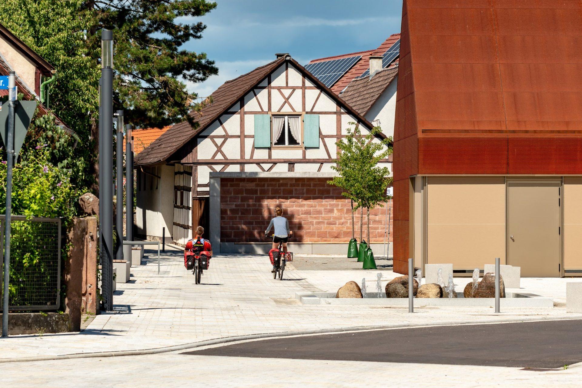 Schwanau, Ortsmitte Ottenheim