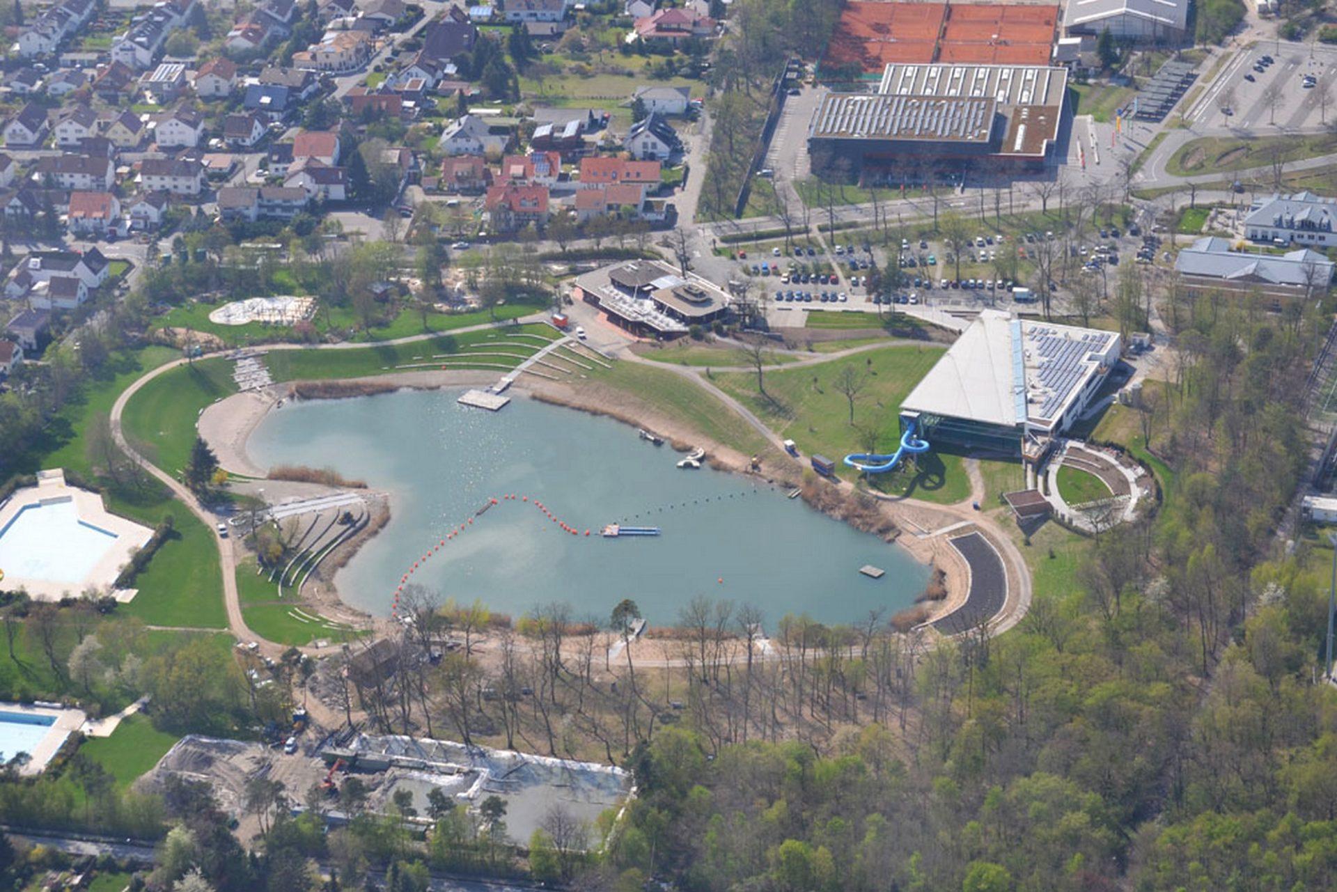 Walldorf, Bäderpark